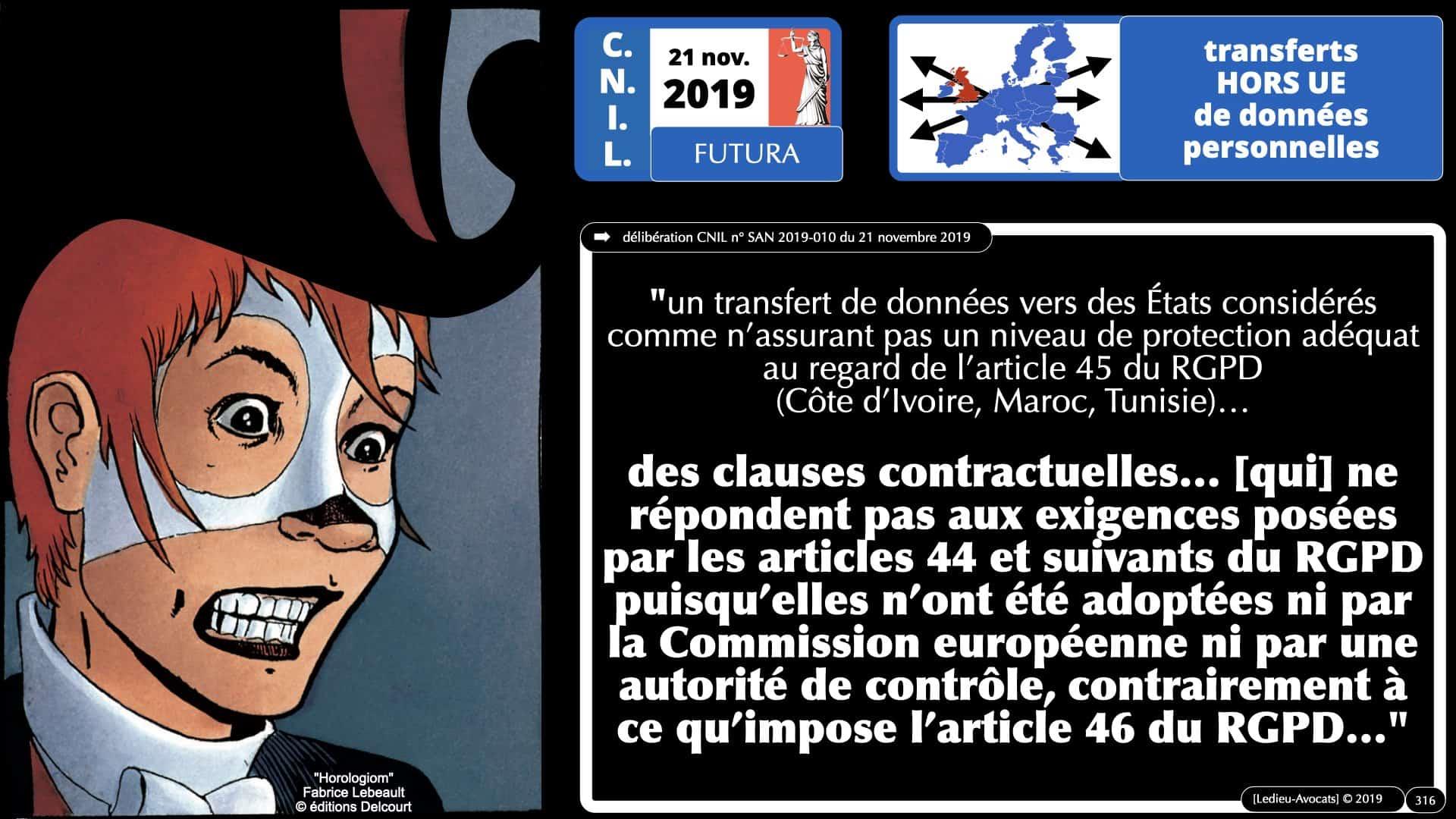 RGPD e-Privacy données personnelles jurisprudence formation Lamy Les Echos 10-02-2021 ©Ledieu-Avocats.316