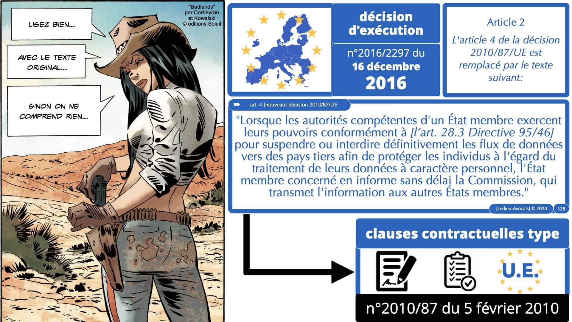 RGPD e-Privacy données personnelles jurisprudence formation Lamy Les Echos 10-02-2021 ©Ledieu-Avocats.328
