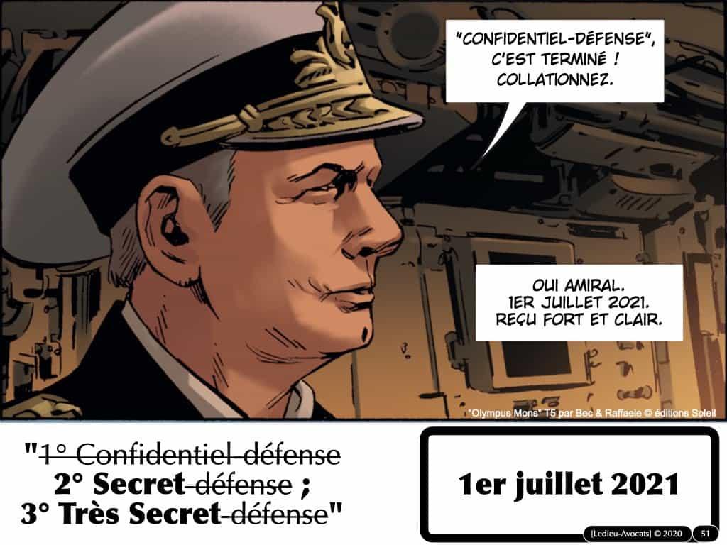 la protection des secrets de la Défense Nationale