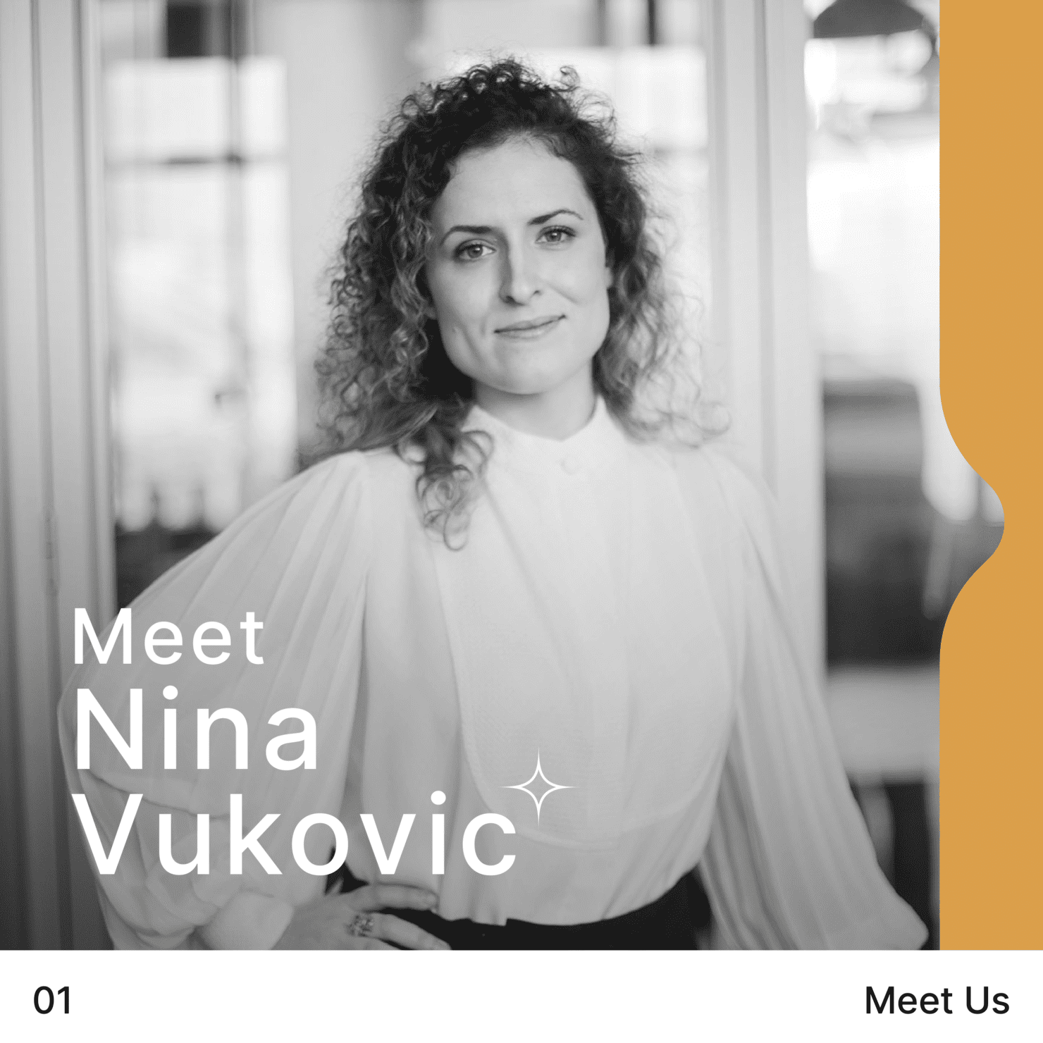 meet us – Nina VUKOVIC