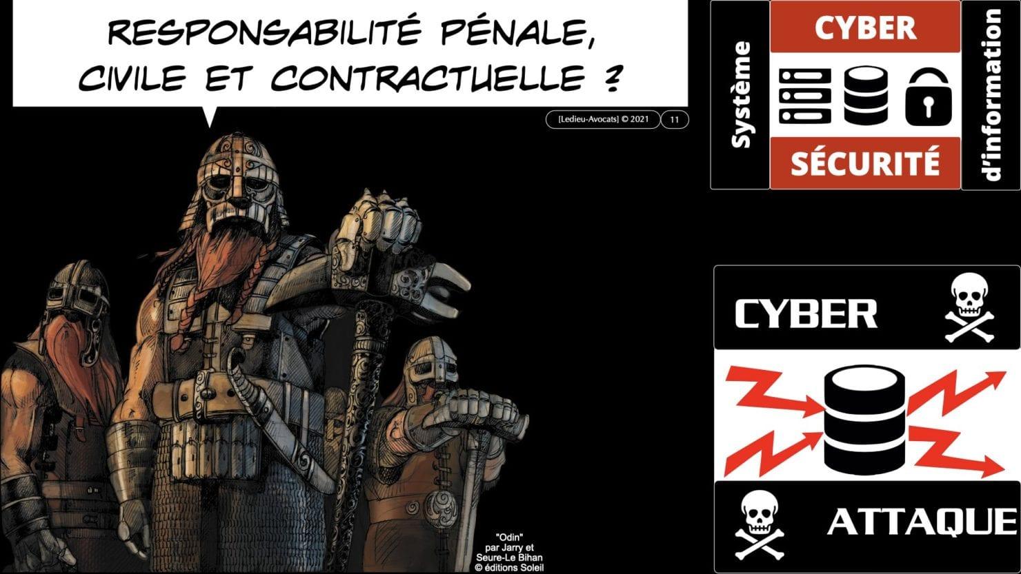 cyber attaque : responsabilité pénale, civile et contractuelle ?