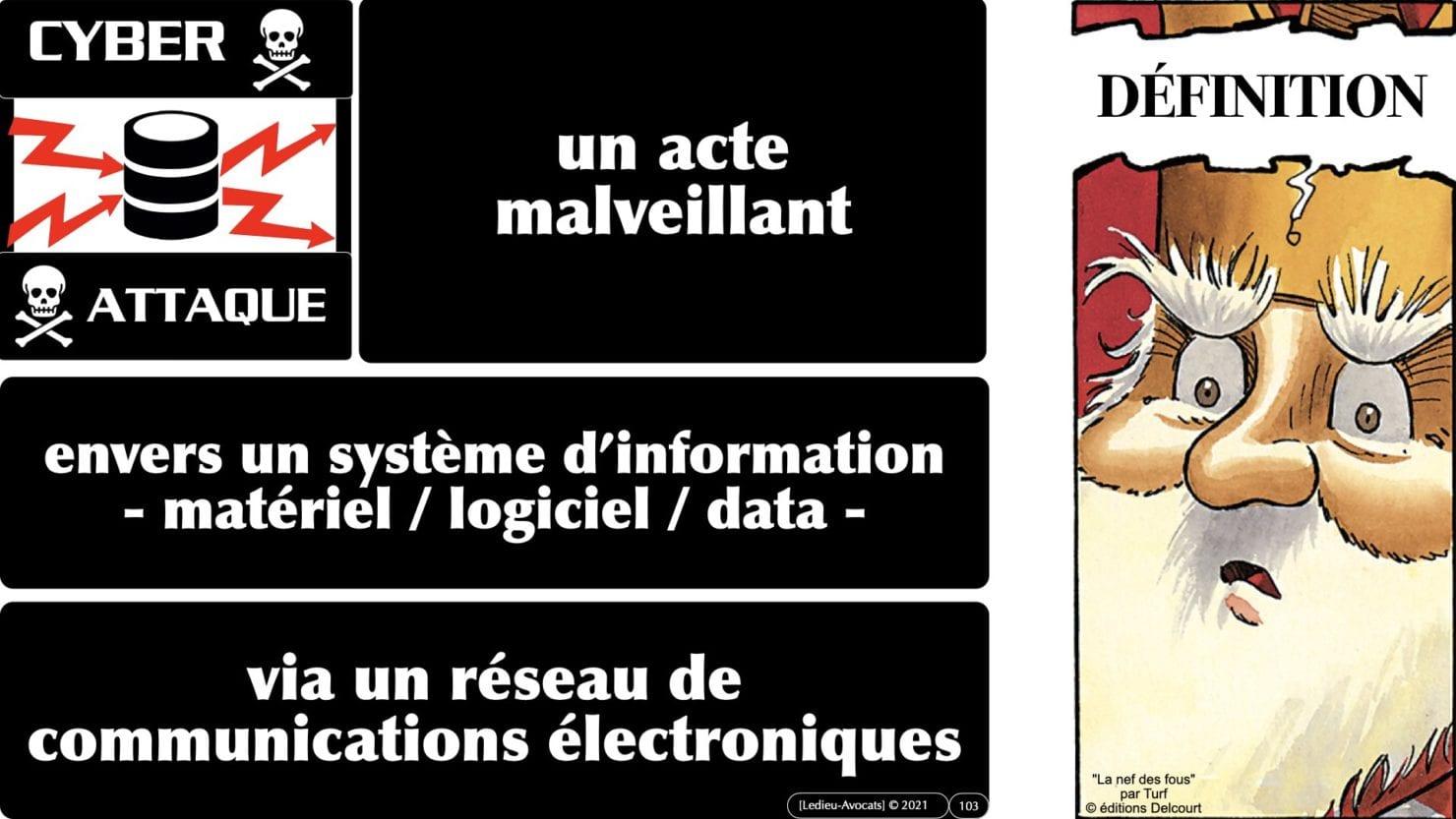 333 CYBER ATTAQUE responsabilité pénale civile contrat © Ledieu-Avocats 23-05-2021.103