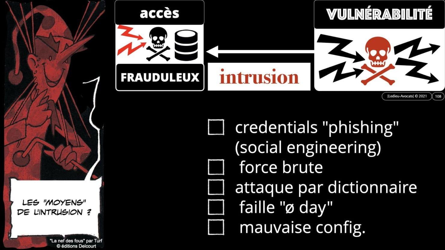 333 CYBER ATTAQUE responsabilité pénale civile contrat © Ledieu-Avocats 23-05-2021.108