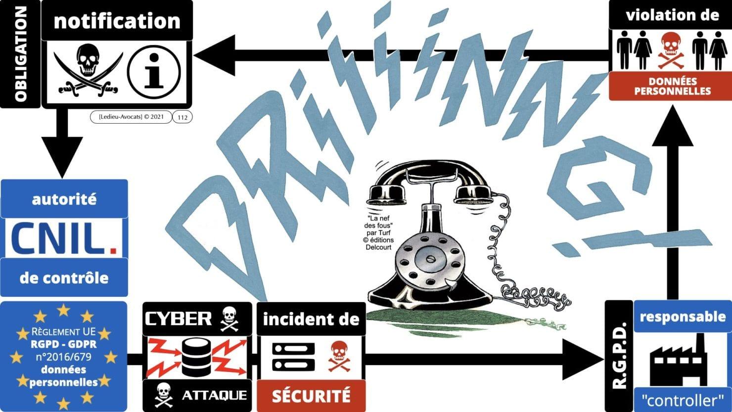 333 CYBER ATTAQUE responsabilité pénale civile contrat © Ledieu-Avocats 23-05-2021.112