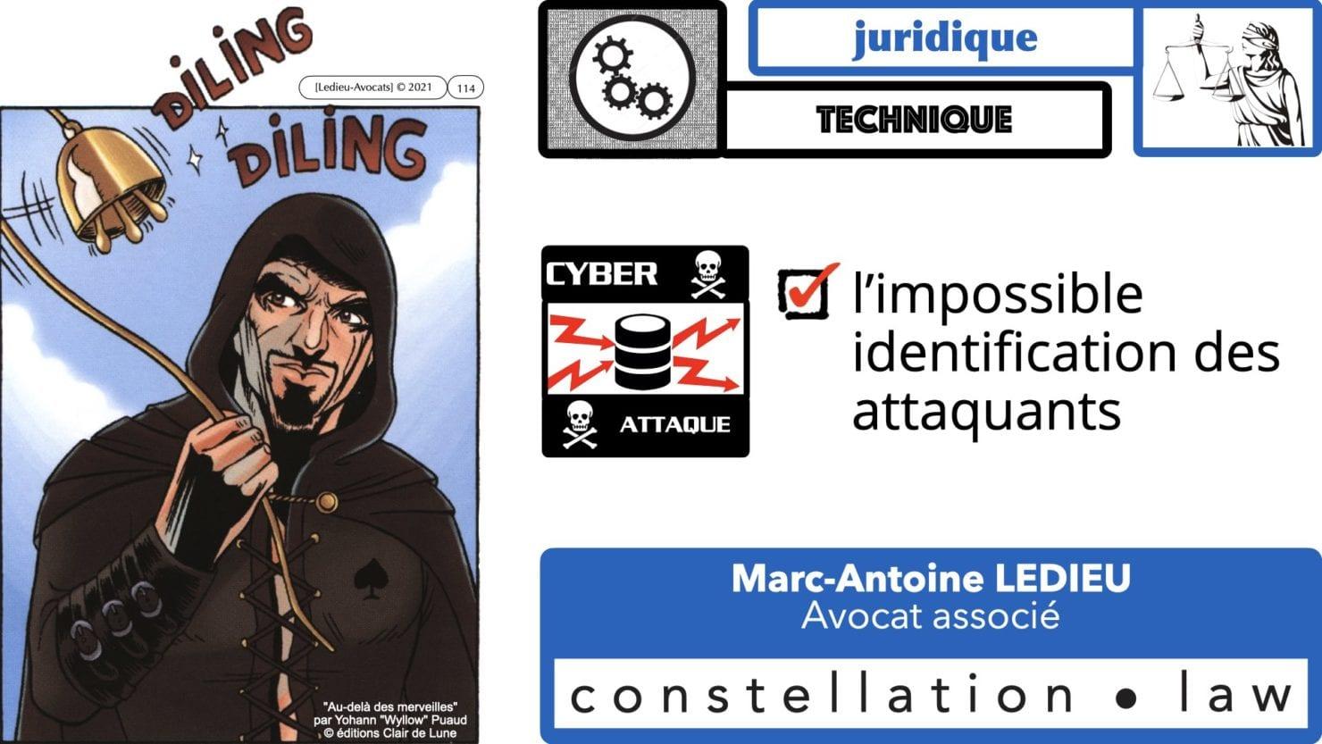 333 CYBER ATTAQUE responsabilité pénale civile contrat © Ledieu-Avocats 23-05-2021.114