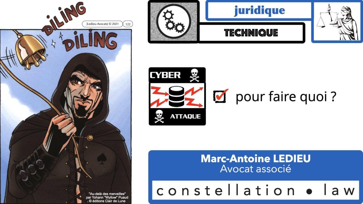 333 CYBER ATTAQUE responsabilité pénale civile contrat © Ledieu-Avocats 23-05-2021.122