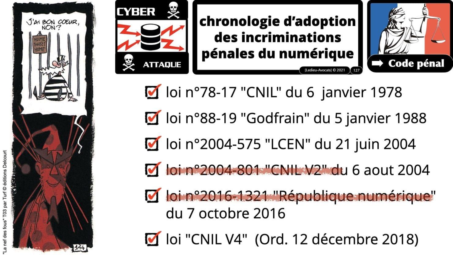 333 CYBER ATTAQUE responsabilité pénale civile contrat © Ledieu-Avocats 23-05-2021.127