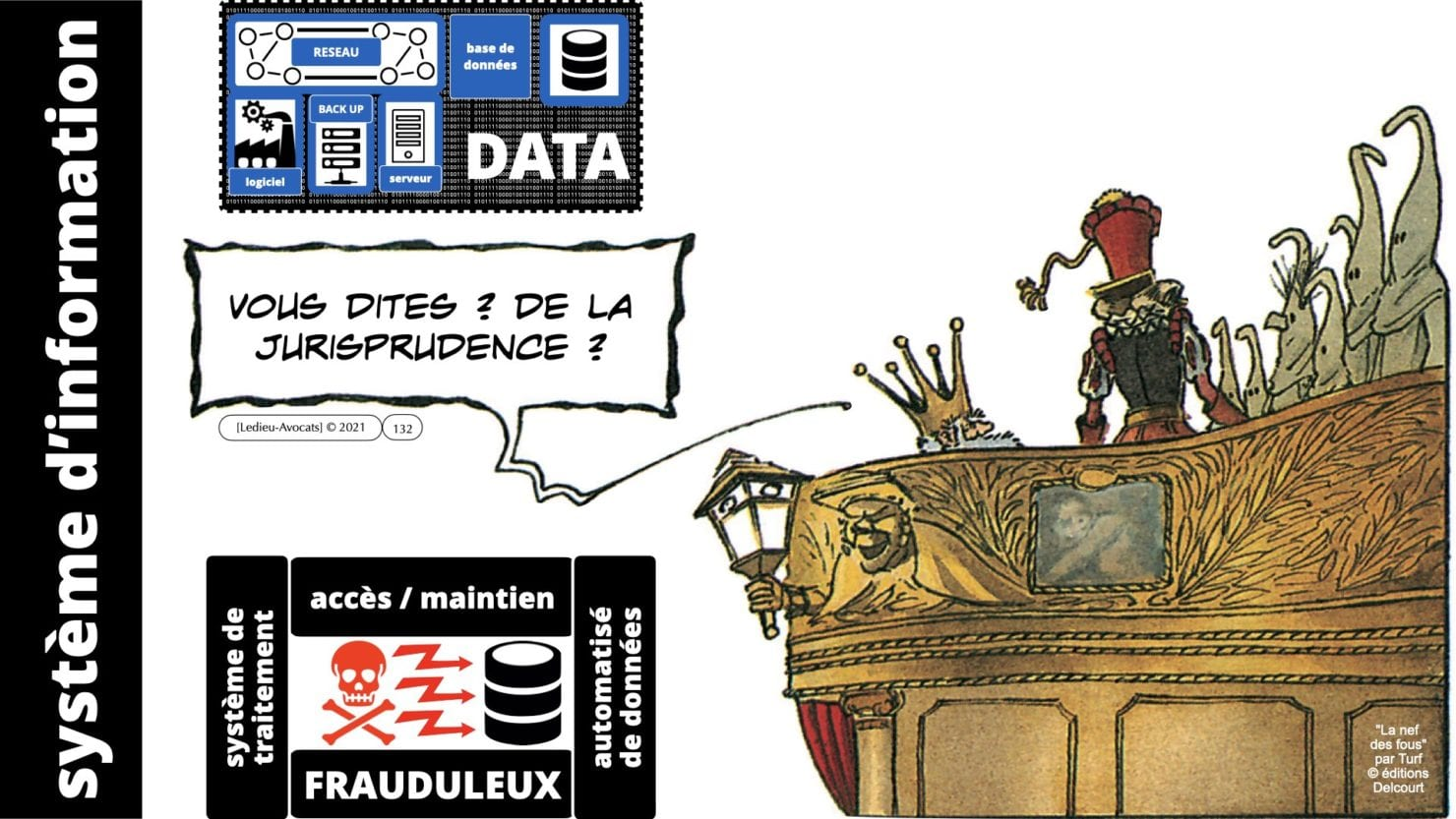 333 CYBER ATTAQUE responsabilité pénale civile contrat © Ledieu-Avocats 23-05-2021.132