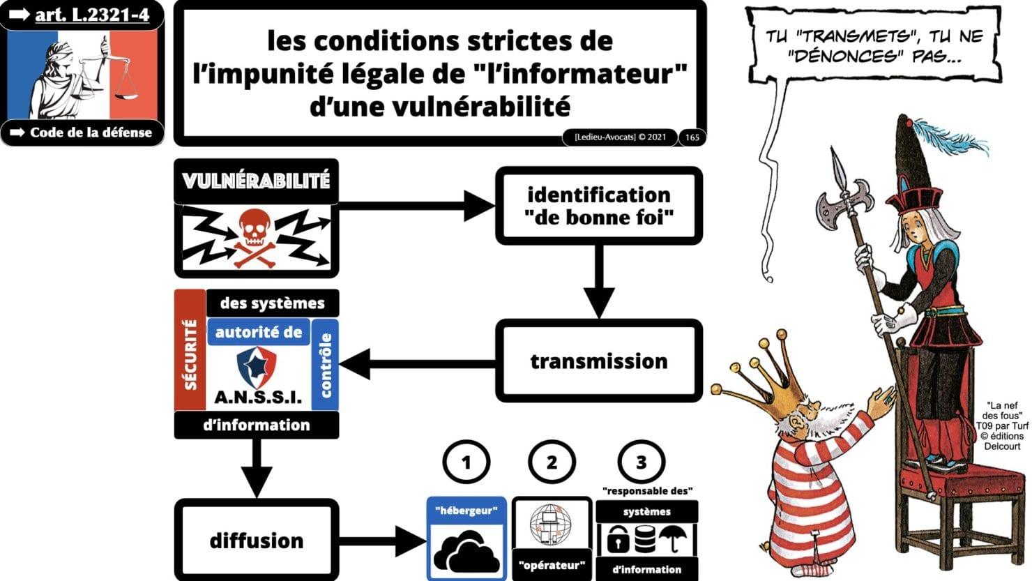 333 CYBER ATTAQUE responsabilité pénale civile contrat © Ledieu-Avocats 23-05-2021.165