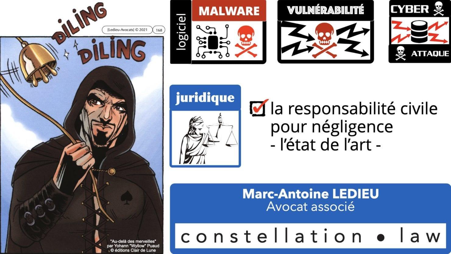 333 CYBER ATTAQUE responsabilité pénale civile contrat © Ledieu-Avocats 23-05-2021.168