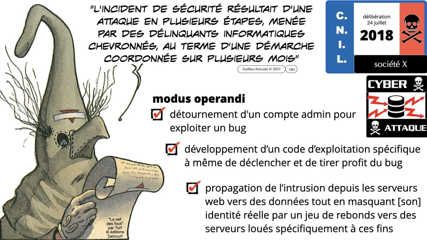 333 CYBER ATTAQUE responsabilité pénale civile contrat © Ledieu-Avocats 23-05-2021.180