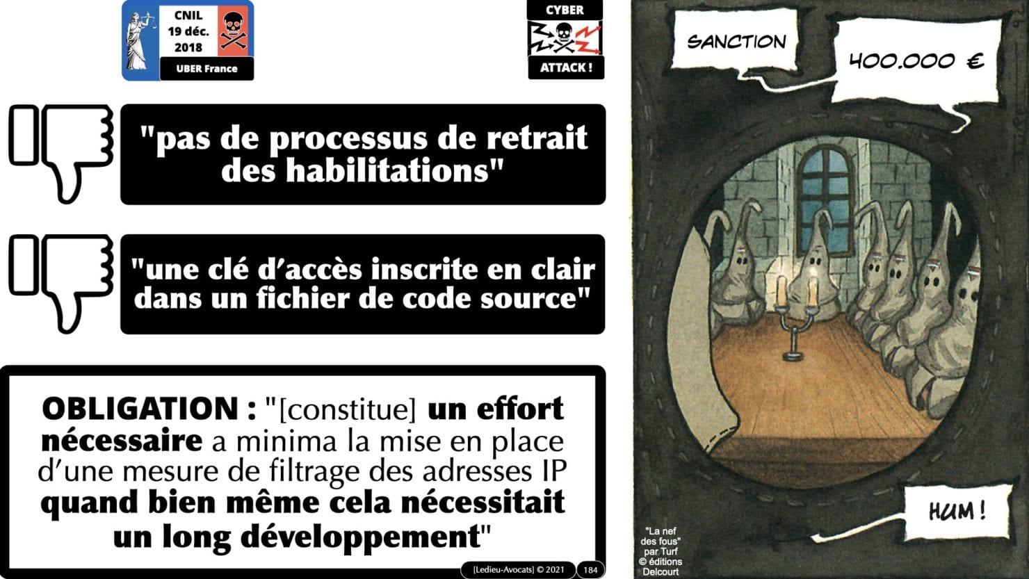 333 CYBER ATTAQUE responsabilité pénale civile contrat © Ledieu-Avocats 23-05-2021.184