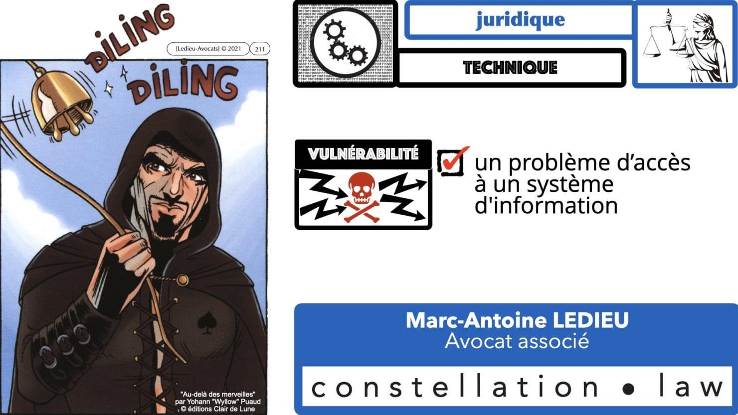 333 CYBER ATTAQUE responsabilité pénale civile contrat © Ledieu-Avocats 23-05-2021.211
