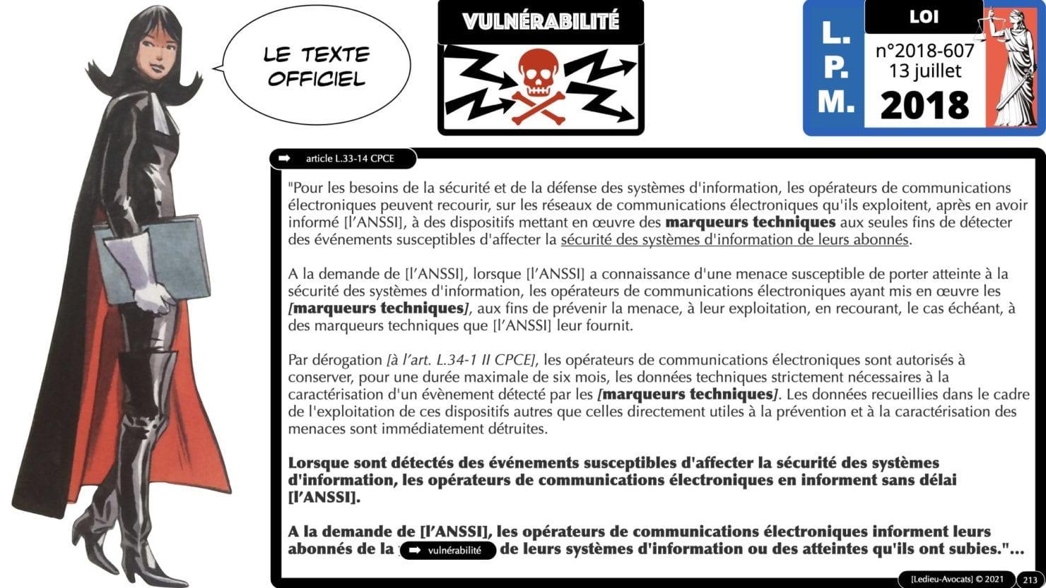 333 CYBER ATTAQUE responsabilité pénale civile contrat © Ledieu-Avocats 23-05-2021.213