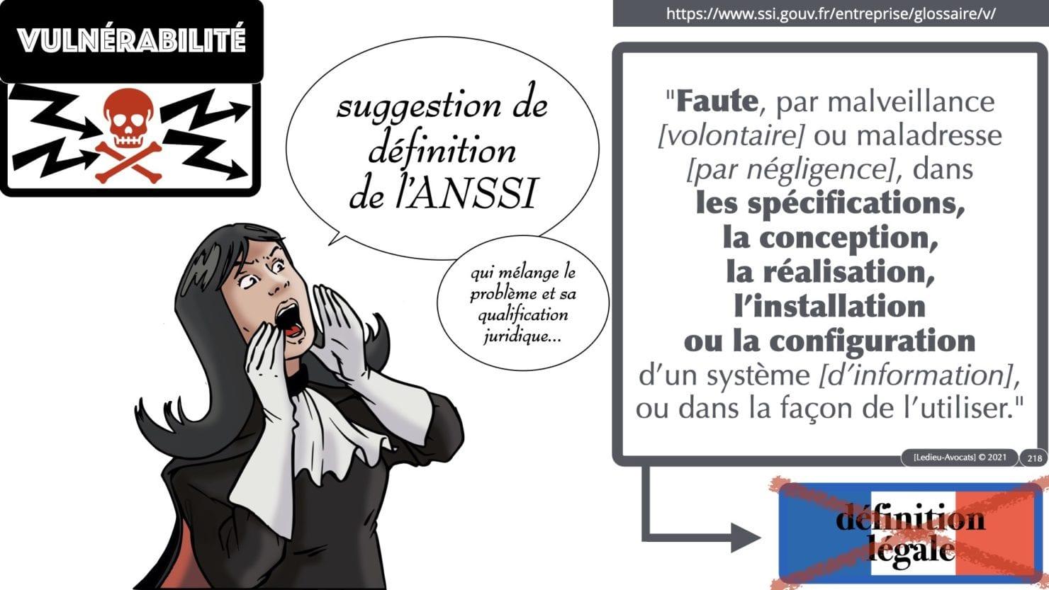 333 CYBER ATTAQUE responsabilité pénale civile contrat © Ledieu-Avocats 23-05-2021.218