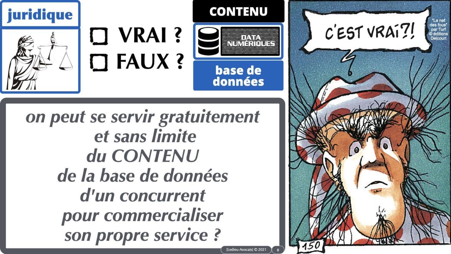 extraction indexation BASE DE DONNEES © Ledieu-avocats