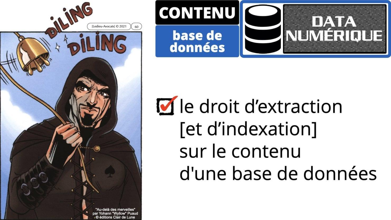334 extraction indexation BASE DE DONNEES © Ledieu-avocat 24-05-2021.060