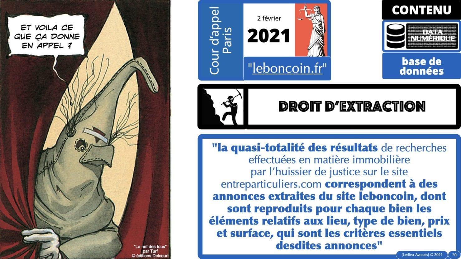 334 extraction indexation BASE DE DONNEES © Ledieu-avocat 24-05-2021.070