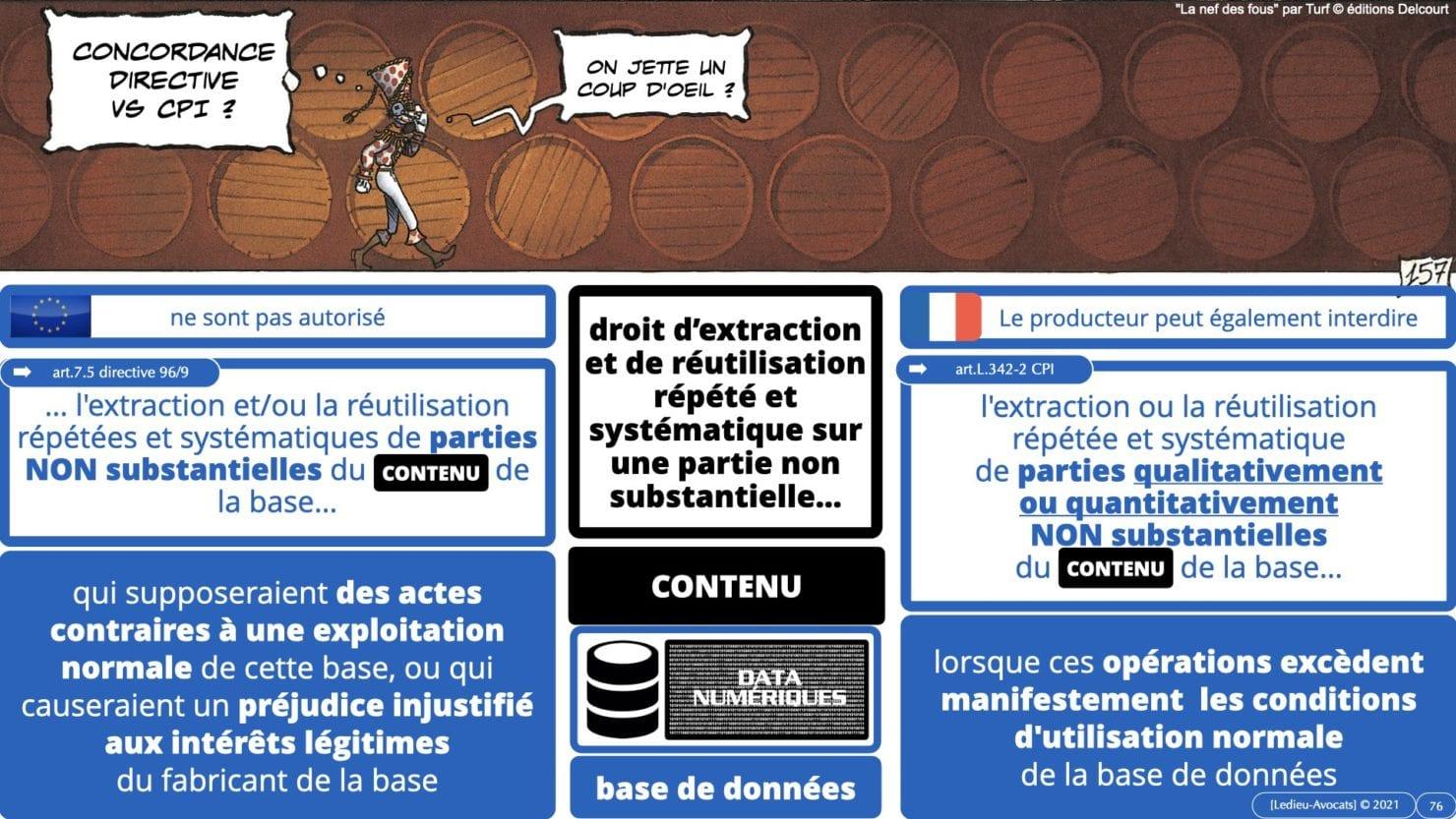 334 extraction indexation BASE DE DONNEES © Ledieu-avocat 24-05-2021.076