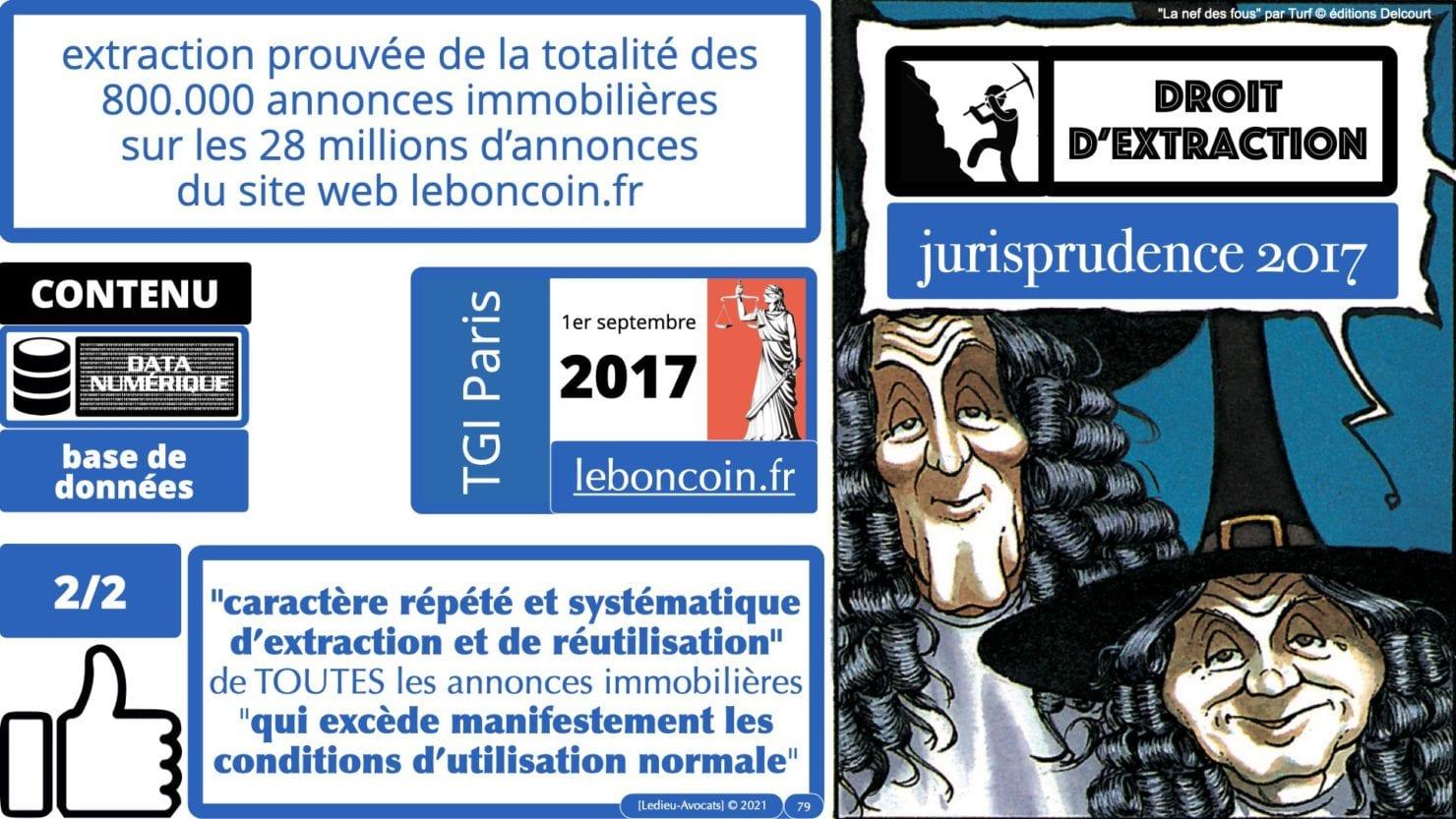 334 extraction indexation BASE DE DONNEES © Ledieu-avocat 24-05-2021.079