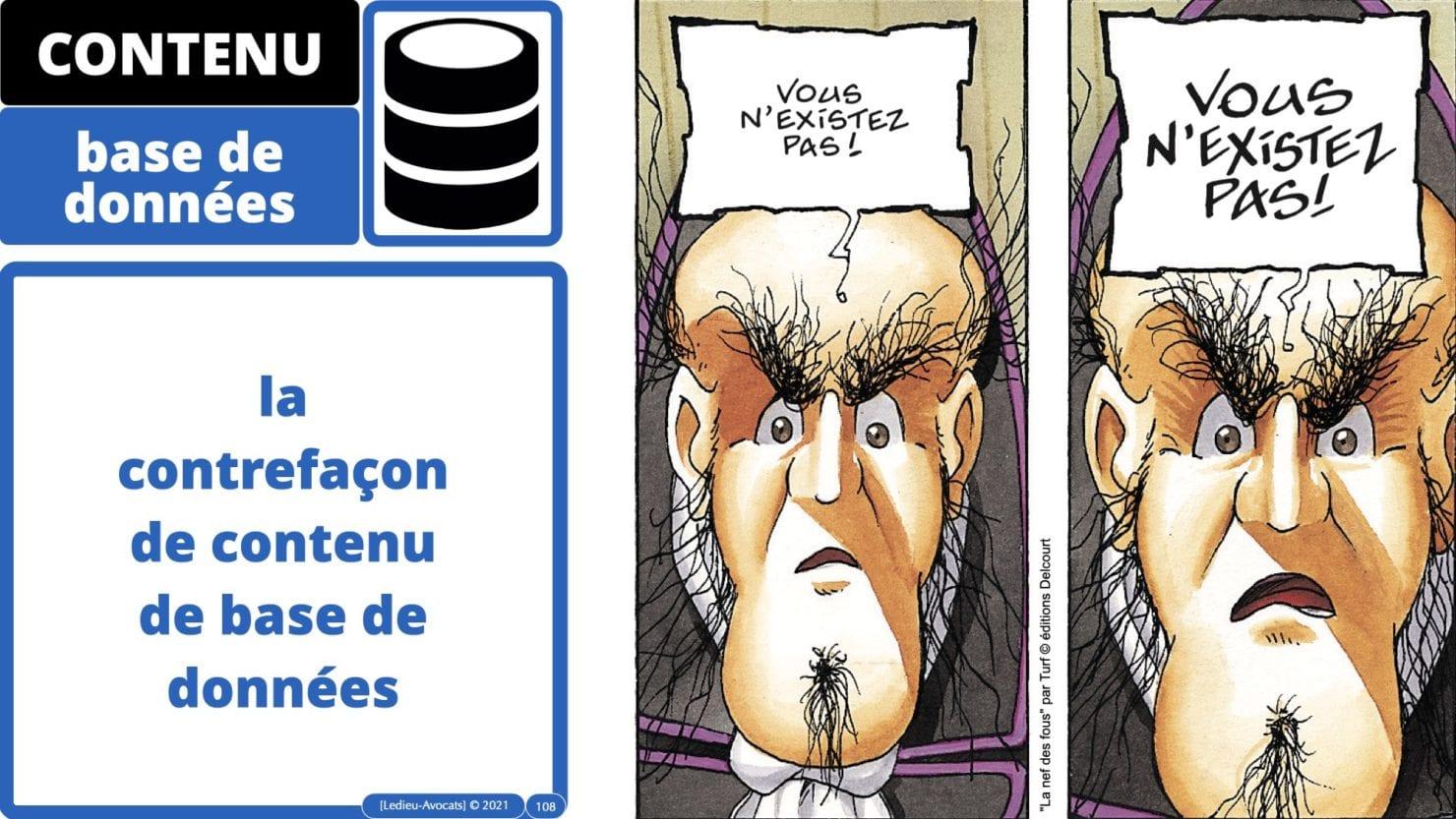 334 extraction indexation BASE DE DONNEES © Ledieu-avocat 24-05-2021.108