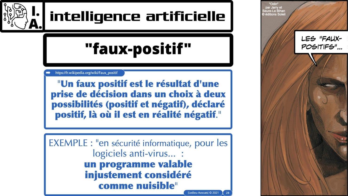 335 Intelligence Artificielle 2021 et AI Act [projet de Règlement UE] deep learning machine learning © Ledieu-Avocats 04-06-2021 *16:9*.028