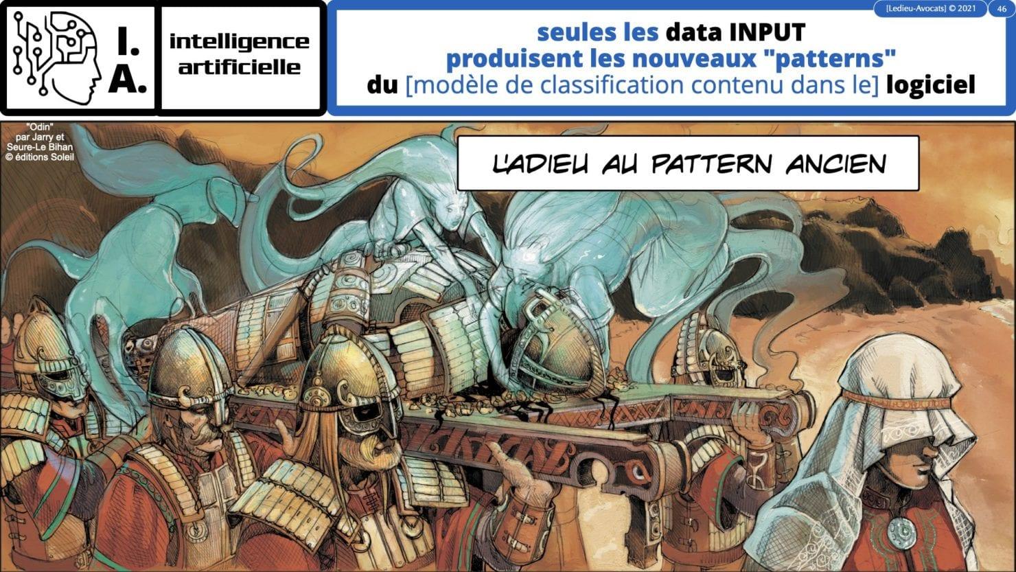 335 Intelligence Artificielle 2021 et AI Act [projet de Règlement UE] deep learning machine learning © Ledieu-Avocats 04-06-2021 *16:9*.046