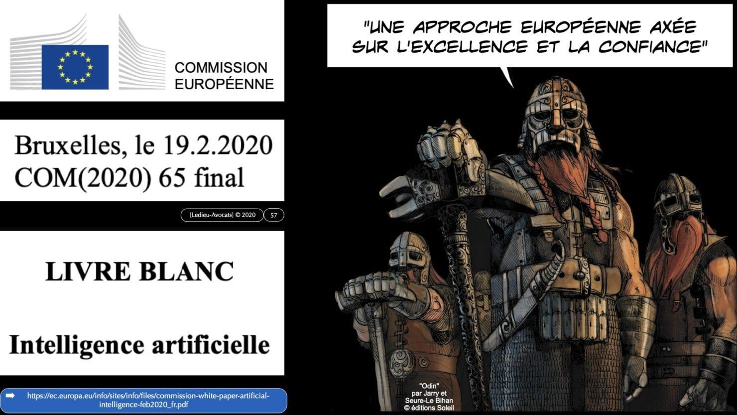 335 Intelligence Artificielle 2021 et AI Act [projet de Règlement UE] deep learning machine learning © Ledieu-Avocats 04-06-2021 *16:9*.057