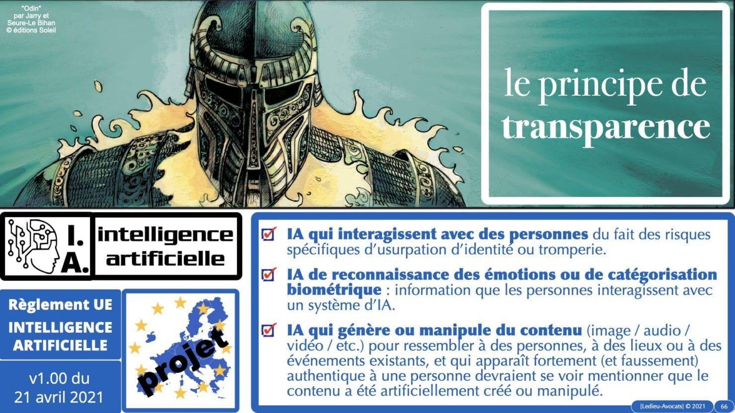 335 Intelligence Artificielle 2021 et AI Act [projet de Règlement UE] deep learning machine learning © Ledieu-Avocats 04-06-2021 *16:9*.066