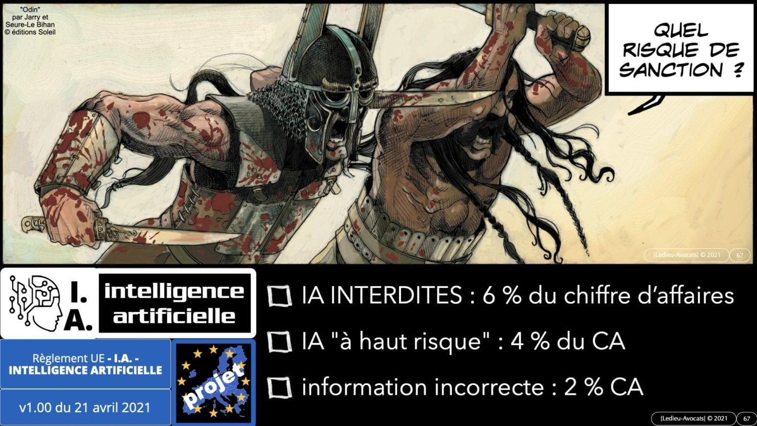 335 Intelligence Artificielle 2021 et AI Act [projet de Règlement UE] deep learning machine learning © Ledieu-Avocats 04-06-2021 *16:9*.067