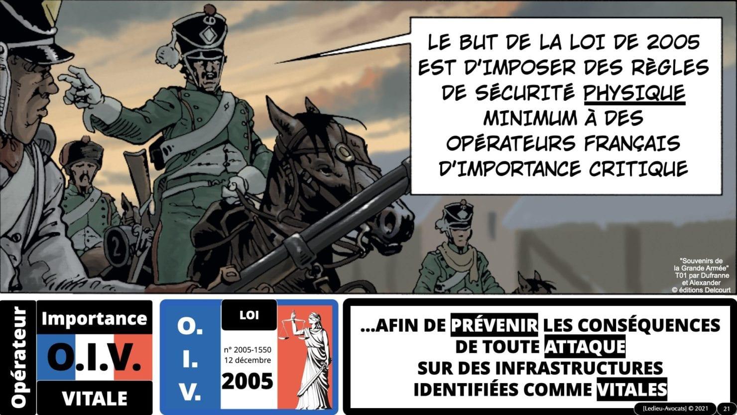 337 cyber sécurité #1 OIV OSE Critical Entities © Ledieu-avocat 15-06-2021.021