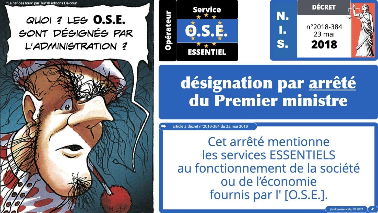 337 cyber sécurité #1 OIV OSE Critical Entities © Ledieu-avocat 15-06-2021.041