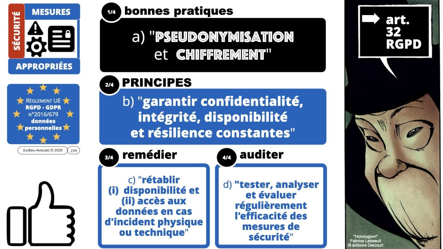 RGPD e-Privacy principes actualité jurisprudence ©Ledieu-Avocats 25-06-2021.239