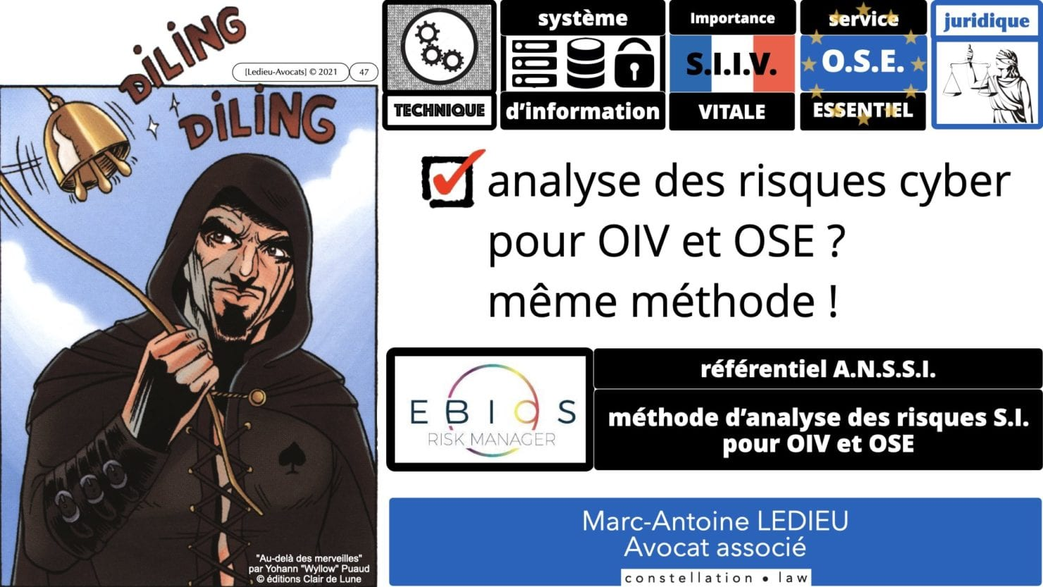 342 cyber sécurité #2 OIV OSE analyse risque EBIOS RM © Ledieu-avocat 15-07-2021.047