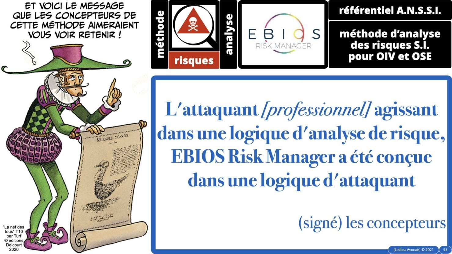342 cyber sécurité #2 OIV OSE analyse risque EBIOS RM © Ledieu-avocat 15-07-2021.053