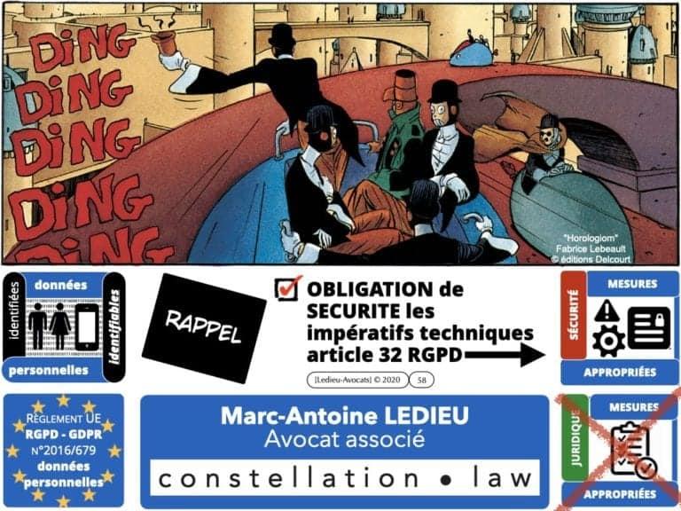 303 RGPD deliberation CNIL SPARTOO du 28 juillet 2020 n°SAN 2020-003 ©Ledieu-Avocats 17-08-2020.058