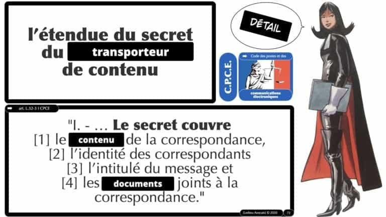 306 RGPD et jurisprudence e-Privacy données-personnelles 16:9 ©Ledieu-Avocats 05-10-2020 formation Les Echos Lamy Conference.072