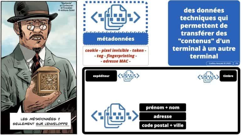 306 RGPD et jurisprudence e-Privacy données-personnelles 16:9 ©Ledieu-Avocats 05-10-2020 formation Les Echos Lamy Conference.079