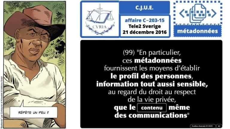 306 RGPD et jurisprudence e-Privacy données-personnelles 16:9 ©Ledieu-Avocats 05-10-2020 formation Les Echos Lamy Conference.082