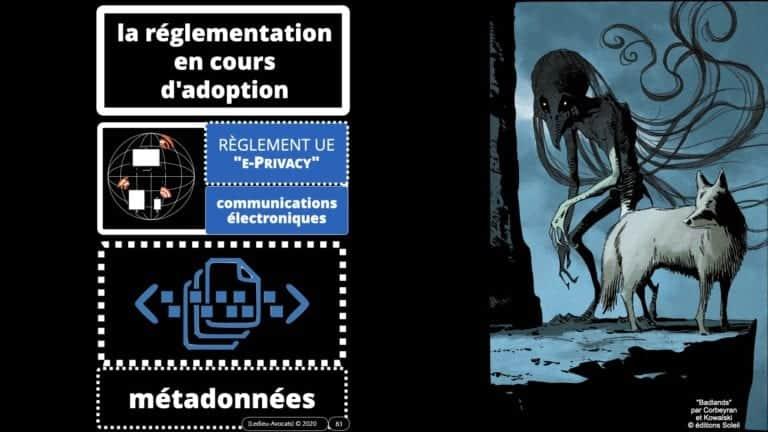 306 RGPD et jurisprudence e-Privacy données-personnelles 16:9 ©Ledieu-Avocats 05-10-2020 formation Les Echos Lamy Conference.083