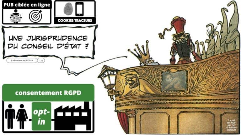 306 RGPD et jurisprudence e-Privacy données-personnelles 16:9 ©Ledieu-Avocats 05-10-2020 formation Les Echos Lamy Conference.136