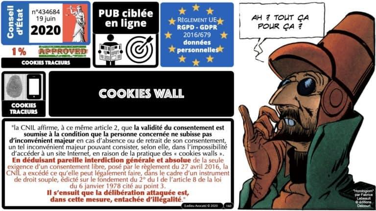 306 RGPD et jurisprudence e-Privacy données-personnelles 16:9 ©Ledieu-Avocats 05-10-2020 formation Les Echos Lamy Conference.160
