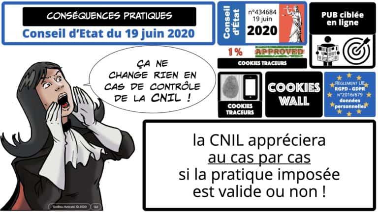 306 RGPD et jurisprudence e-Privacy données-personnelles 16:9 ©Ledieu-Avocats 05-10-2020 formation Les Echos Lamy Conference.161