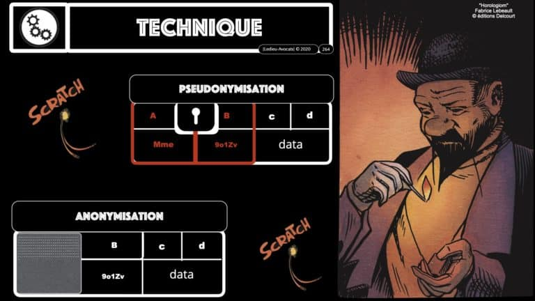306 RGPD et jurisprudence e-Privacy données-personnelles 16:9 ©Ledieu-Avocats 05-10-2020 formation Les Echos Lamy Conference.264