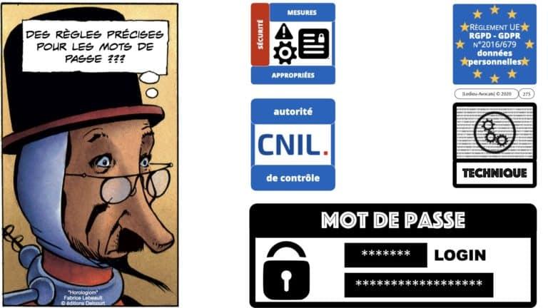 306 RGPD et jurisprudence e-Privacy données-personnelles 16:9 ©Ledieu-Avocats 05-10-2020 formation Les Echos Lamy Conference.275