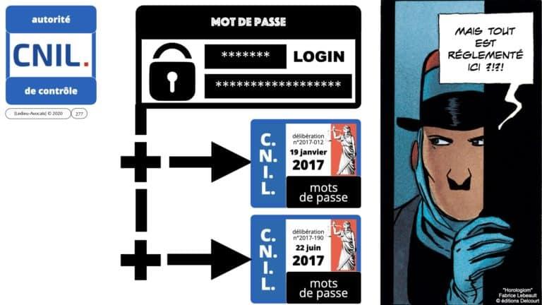 306 RGPD et jurisprudence e-Privacy données-personnelles 16:9 ©Ledieu-Avocats 05-10-2020 formation Les Echos Lamy Conference.277