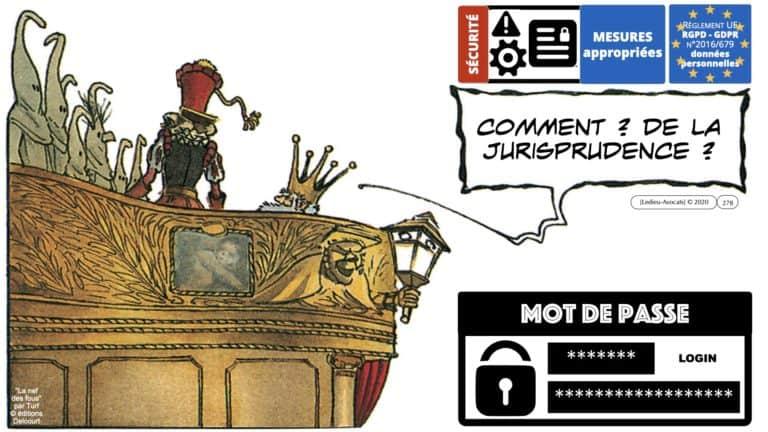 306 RGPD et jurisprudence e-Privacy données-personnelles 16:9 ©Ledieu-Avocats 05-10-2020 formation Les Echos Lamy Conference.278