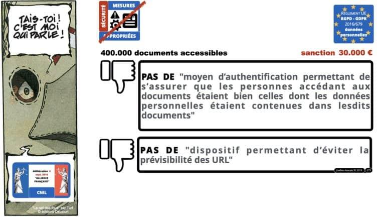 306 RGPD et jurisprudence e-Privacy données-personnelles 16:9 ©Ledieu-Avocats 05-10-2020 formation Les Echos Lamy Conference.279