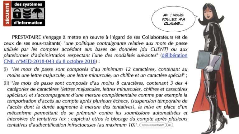 306 RGPD et jurisprudence e-Privacy données-personnelles 16:9 ©Ledieu-Avocats 05-10-2020 formation Les Echos Lamy Conference.281