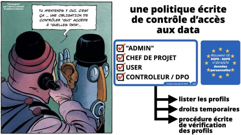 306 RGPD et jurisprudence e-Privacy données-personnelles 16:9 ©Ledieu-Avocats 05-10-2020 formation Les Echos Lamy Conference.288